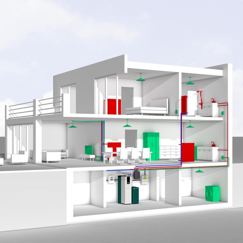 der dachs von senertec die kraft w rme kopplung. Black Bedroom Furniture Sets. Home Design Ideas